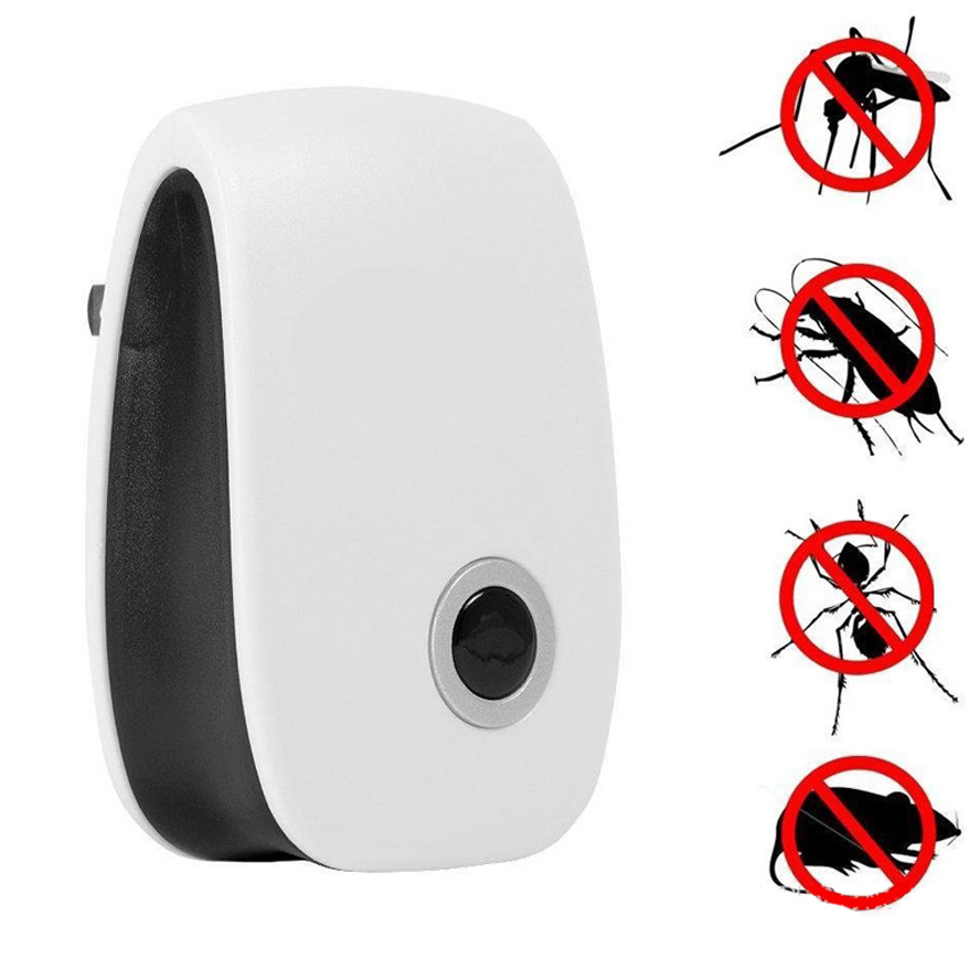 Ultrasonic Pest Repellers Pests Reject Repeller Garden Insect Ant Mice Mouse Mosquito Fly Repeller From Roach Cockroaches