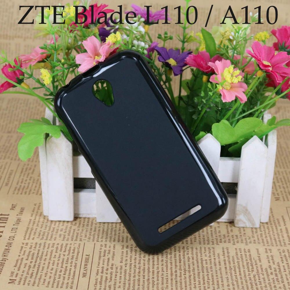 A110 Case Matte Soft Silicone Tpu Phone Protective