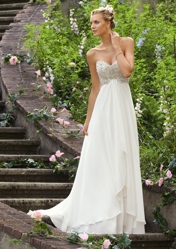 Foto magic wedding dress