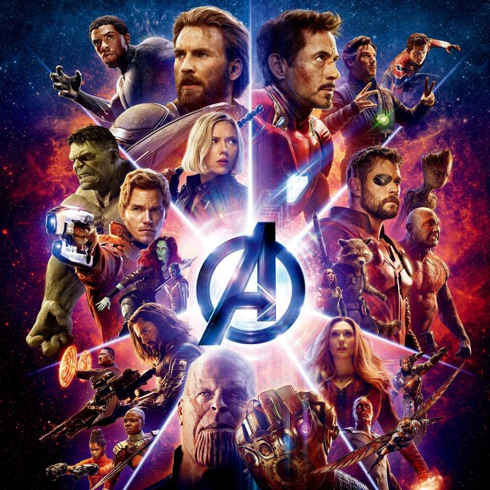 DIY round Diamond Painting Cross Stitch movie poster The Avengers 5D Mosaic Full Square Diamond Embroidery Decor Painting