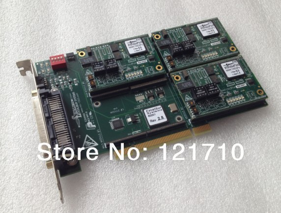Industrial equipments board EXCLAIBUR EXC-4000PCI/F3 M4K1553PxIII