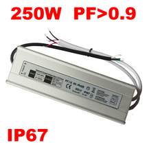 Dc 12 V 24V Led Driver 100W 120W 150W 200W 250W 300W Waterdichte IP67 12 Volt Voeding Led Transformator Voeding 5A 10A 15A
