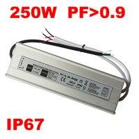 Dc 12 v 24 v led driver 100 w 120 150 200 250 300 à prova dip67 água ip67 12 volts fonte de alimentação led transformador alimentação 5a 10a 15a|24v led driver|led transformer|led driver -