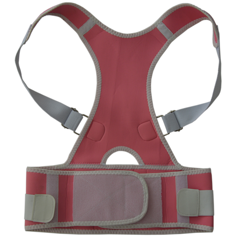 2016 Hot Sale Adjustable Arm Support Back Braces Support For Men Women Care Body Back Pain Belt Brace Lumbar Support