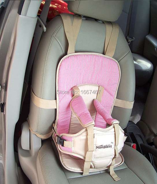 Infant car seat, suitable for 6 months 5 years old baby three colors
