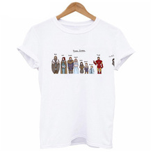 Starks Women T-shirt Game of Thrones merchandise