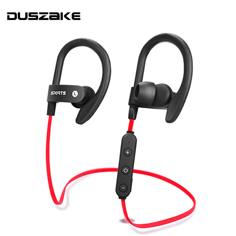 Duszake LY-15 Sport Wireless Headphone Waterproof Bluetooth Earphone Ear Hook Headphones Bass Headset