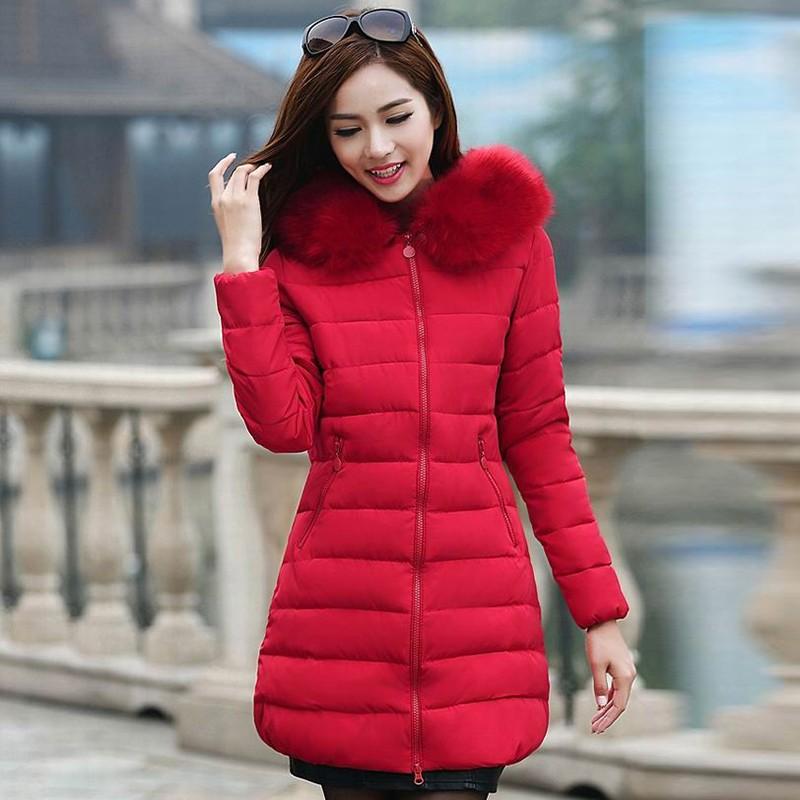 women winter coats women winter jacket women Womens Winter Jackets And Coats 2016 Thick Warm Hooded Down Cotton Padded Parkas For Women's Winter Jacket Female Manteau Femme (7)