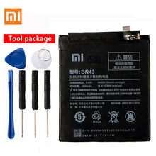 Original Xiaomi BN43 High Capacity Phone Battery For xiaomi  Note 4 4X Hongmi 4000mAh