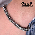 BEIER Unique Man's High Quality Stainless Steel  Bracelet for Man BC2003