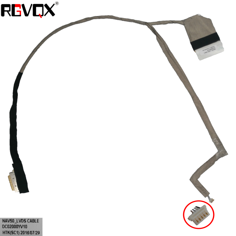 Laptop Replacement  LCD Cable for ACER Aspire ONE 532H DC02000YV10