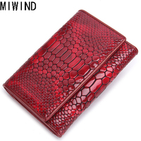 2017 High Quality Wallet Genuine Leather Women Wallets Crocodile Cowhide Leather Long Wallet Cards Holder Clutch Bag T1142