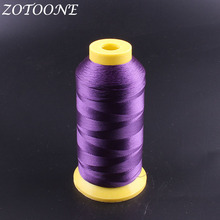 купить ZOTOONE Sewing Thread Polyester Overlock Thread Set Strong and Durable Sewing Threads For Knitting Jeans Hand Machines E по цене 297.65 рублей