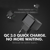 DOITOP Travel Fast Charging USB Charger QC 3 0 Qualcomm Quick Charger Mobile Phone 5V 3A