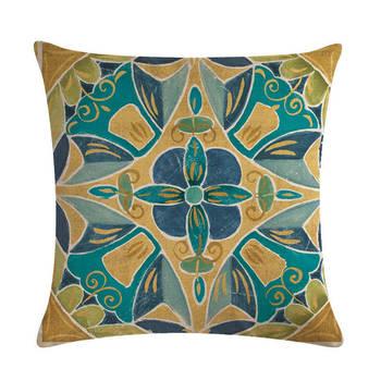Mustard Boho Cushion Cover