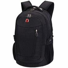 SCOGOLF 14.6 дюймов ноутбук рюкзак мужчины/мужчины рюкзак/водонепроницаемый нейлон рюкзак/бизнес backpak/SC9500 черный