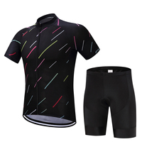 2017 FUALRNY Cycling Clothing Cycling Jersey Bicycle Team Roupa Ciclismo Bike Outdoor Bicicleta Sportswear Short Sleeve
