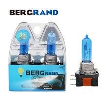 2 шт. H15 галогенная лампа 12 В 15/55 Вт лампа фары 4300 К Xenon дневного и дальнего луч света PGJ23t-1 для Гольф/Tiguan/Audi