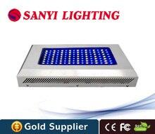 300W reef led aquarium lighting 112x3w led aquarium light white blue 112x3w led lighting with 100% quality warranty