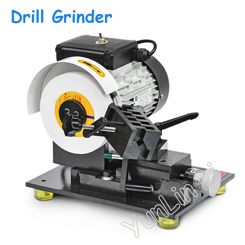 Universal Drill Grinding Machine 380V/220V Woodworking Drill Repair Grinder 1-28mm Multifunctional Drill Sharpener GD-28 mf2718c universal drill grinding machine cutter saw blades router cutter drill planer grinding sharpener machine