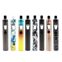 Original Joyetech Ego AIO Starter Kit All In One 2ml 1500mah EGo AIO Battery VS Ijust
