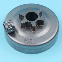 """3/""""-6T шпорный барабан сцепления игольчатый подшипник комплект для Husqvarna 36 136 137 141 142 235 240 бензопила#530047061"""