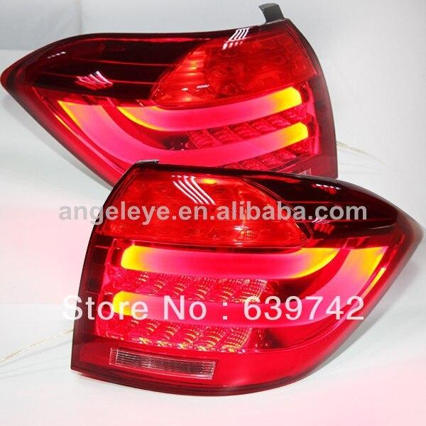 PRO Highlander LED Zadní světla 2008-2010 rok pro BMW Style YZ