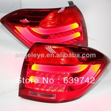 FOR Highlander LED Tail lamps Rear Light 2008-2010 year for BMW Style YZ
