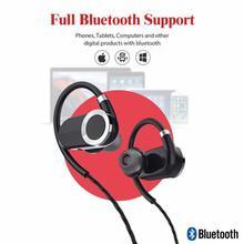 sluchawki Bluetooth In-ear sports wireless headset ecouteur sans fil 4.1 anti-sweat waterproof earphone earbuds