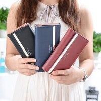 Luxury Women Wallet Phone Bag Leather Case For IPhone X 8 7 6 5s Plus Handbag
