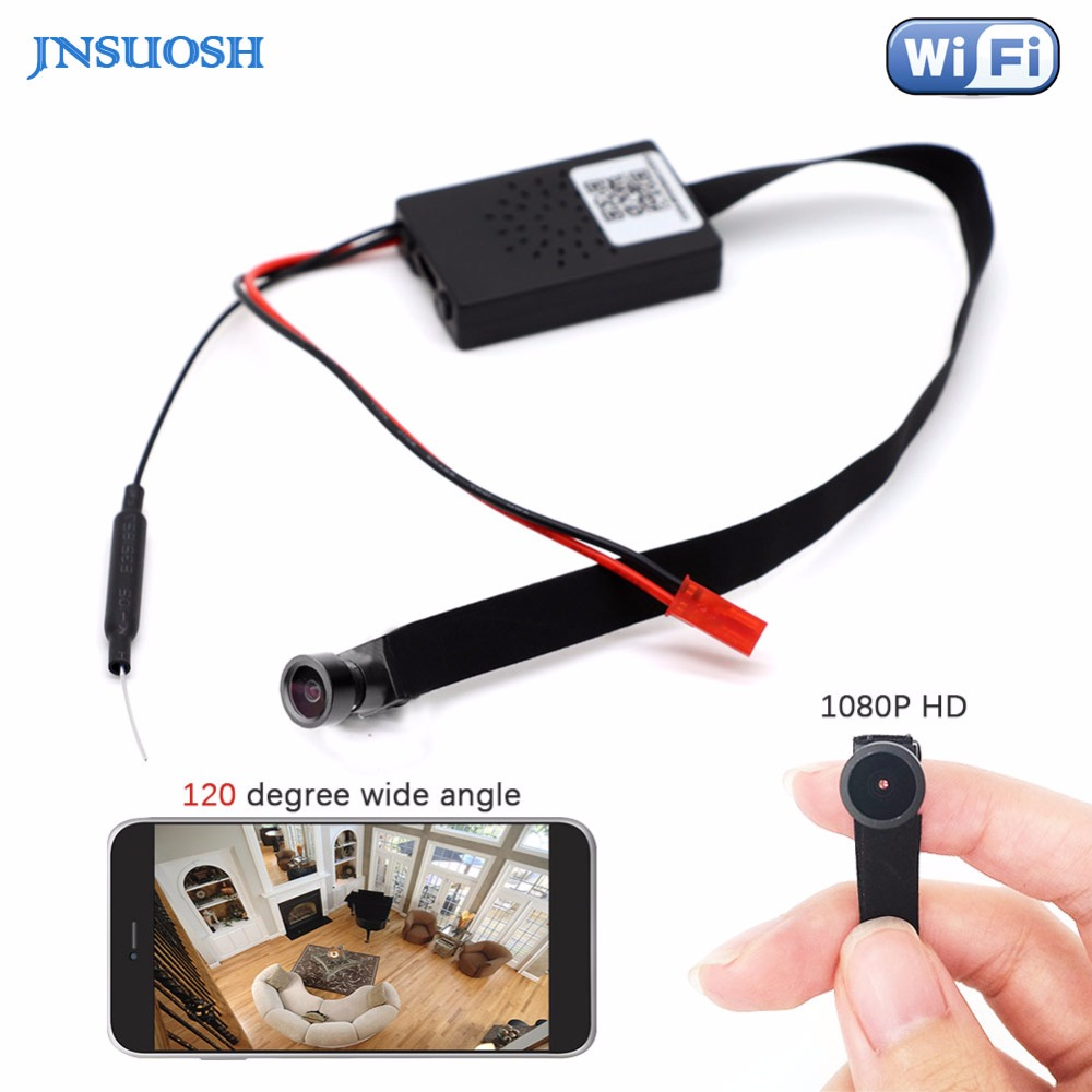 Mini Wireless HD 1080P Network Camera Module Board DIY Security For Home with Battery Mi ...