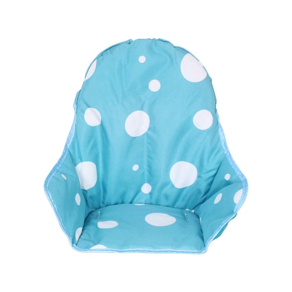 Children's Thickened Nonslip Baby Kid Highchair Cushion Pad Mat Booster Seats Cushion Pad Mat Feeding Chair Cushion Pad Stroller