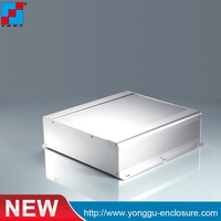 250 73 5 250 Mm W H L Oem Pcb Extruded Aluminum Enclosure Extruded Aluminium Box