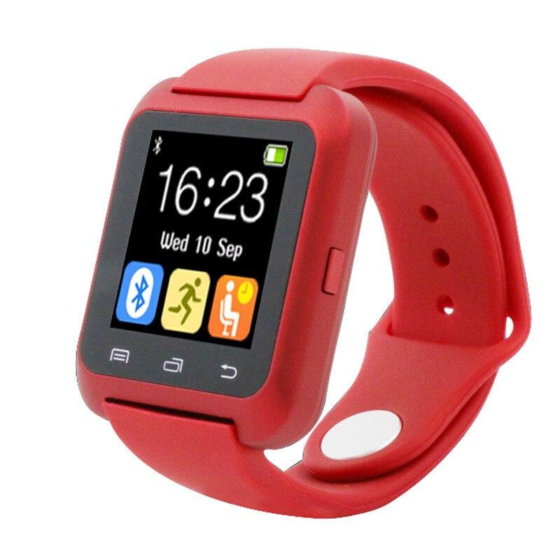 Yeni smartwatch Bluetooth erkek dijital saatler su geçirmez - Erkek Saatleri - Fotoğraf 4