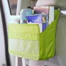 Auto Seat Back storage bags organizer magazine organizer Car Styling Interior Accessories Supplies Stuff product Monolayer