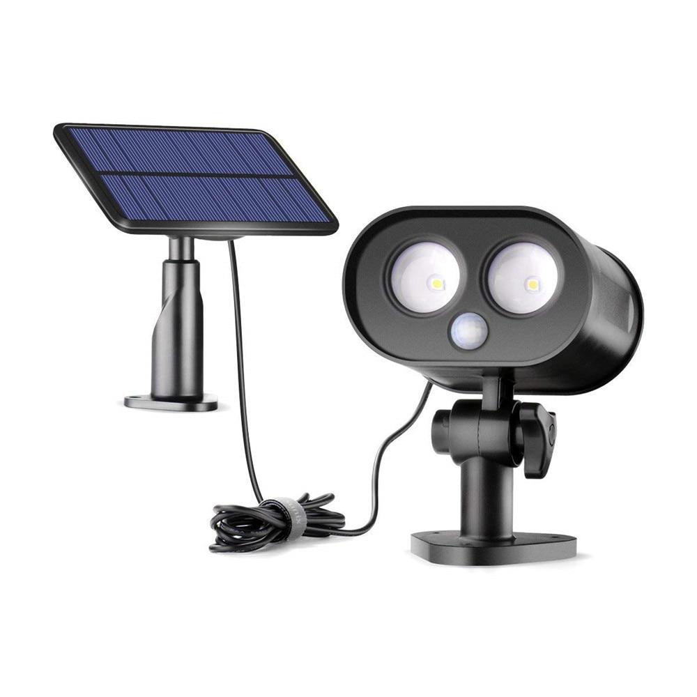Solar Motion Sensor Lights Outdoor Solar Power Security
