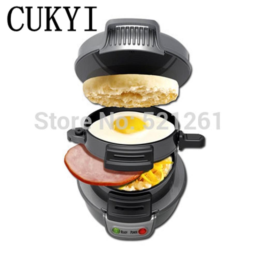 CUKYI DIY Ur Personal Nourishing Hamburger Novel Breakfast Sandwich Maker Kitchenaid Cooking Tools Cookware Kitchen Tools