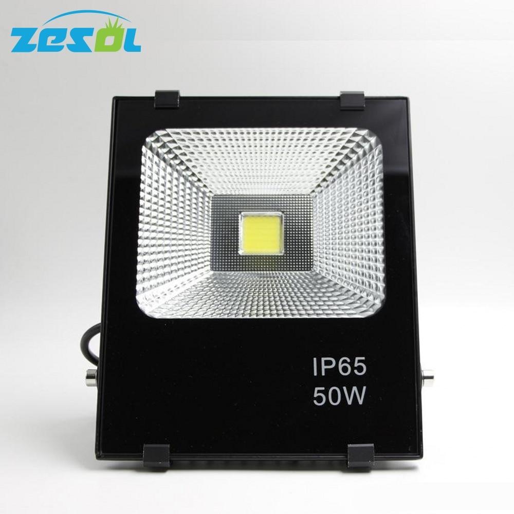 DC24v 50w Outdoor LED Spotlights focus schijnwerper Waterdicht IP65 - Buitenverlichting