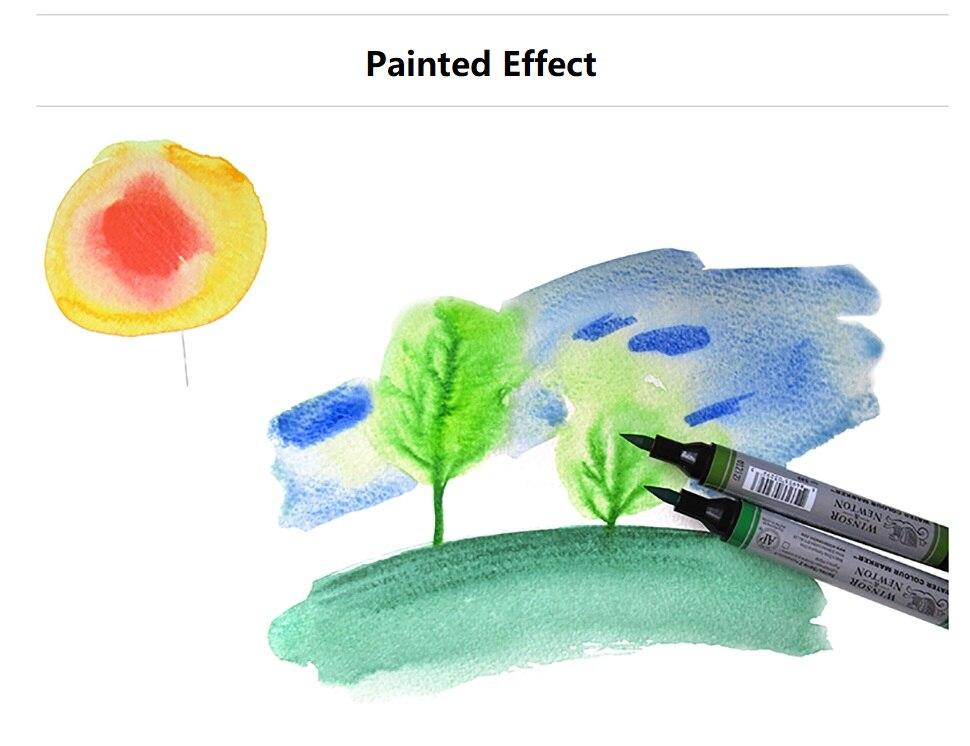 duplas marcador de arte caneta marcadores de