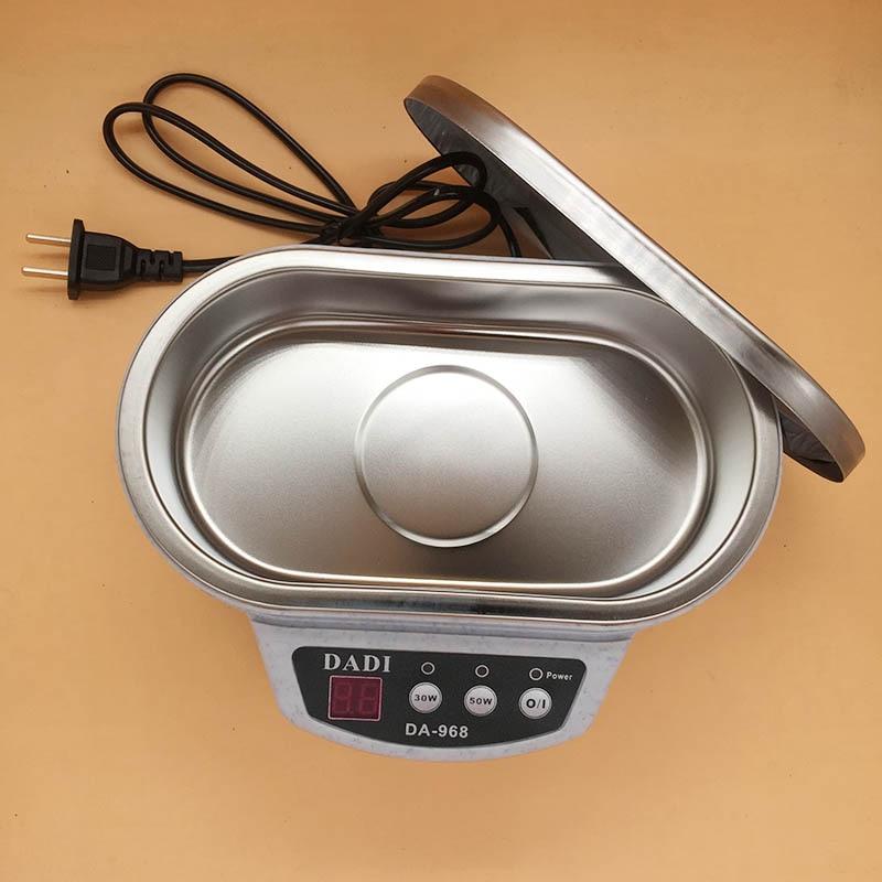 Print head washing machine Solvent printhead ultrasonic cleaner For SPT Xaar 128 382 polaris Konica DX4