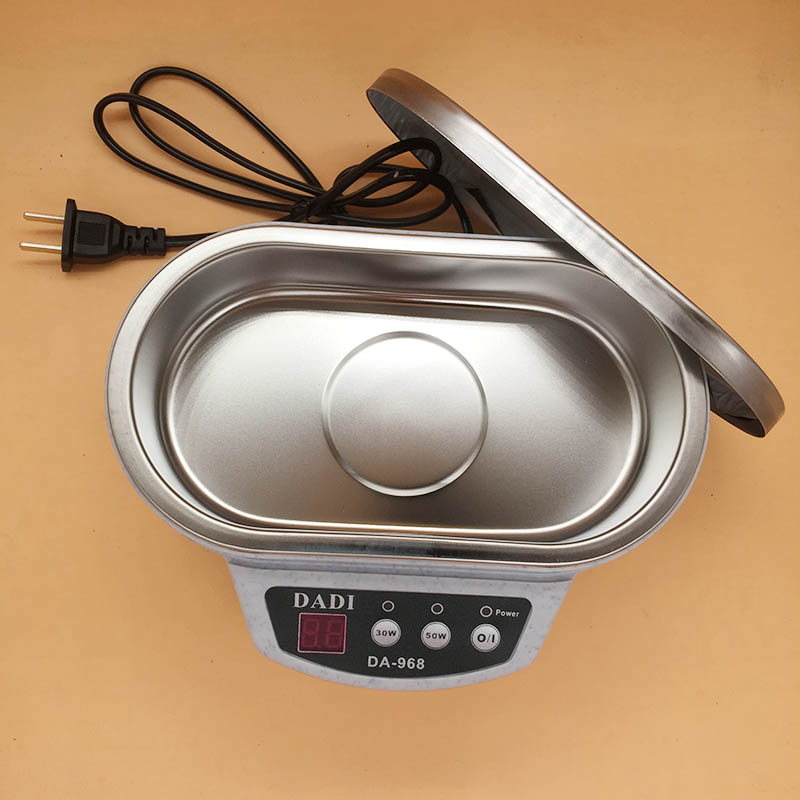 Tête d'impression machine à laver solvant tête d'impression nettoyeur à ultrasons pour SPT Xaar 128 382 polaris Konica DX4 DX5 tête nettoyage bain