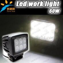 Good quality 6LEDs CREE chips 60W led work light bar auto led work light for truck 4×4 work led light