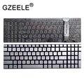 GZEELE Новый Серебряный макет США для Asus N551VW N551ZU N551JX N551JB N551JK N551JM N551JQ N551JW G551VW G551JK Клавиатура для ноутбука
