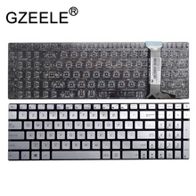 GZEELE NEW Silver US Layout for Asus N551VW N551ZU N551JX N551JB N551JK N551JM N551JQ N551JW G551VW G551JK Laptop Keyboard