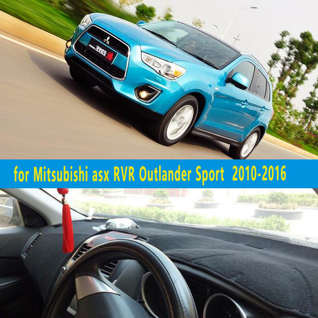 car dashmats car styling accessories dashboard cover for Mitsubishi ...