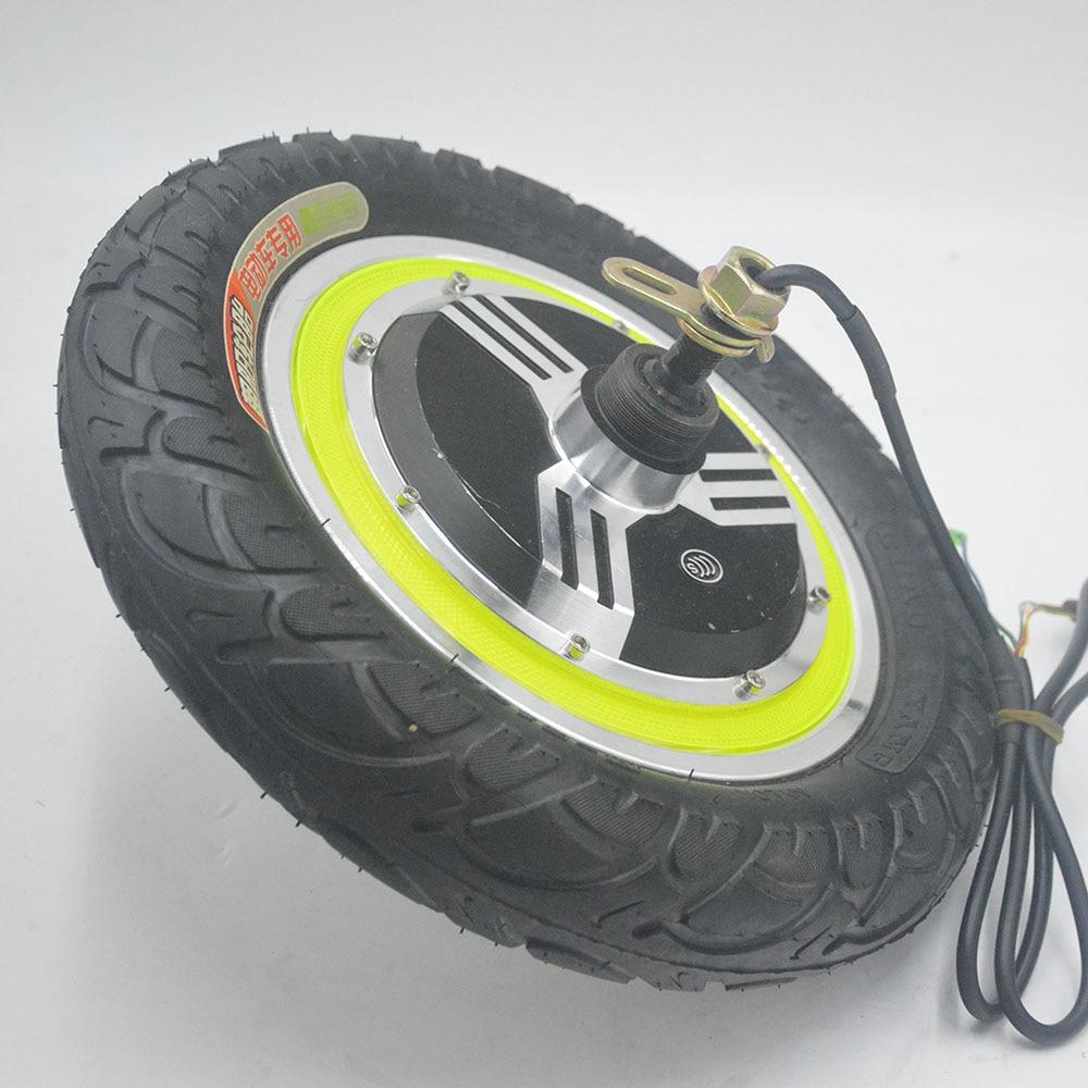 350W 24V 36V 48V Brushless Non gear Hub Motor For Ebike Engine Wheel Scooter Motor Electric