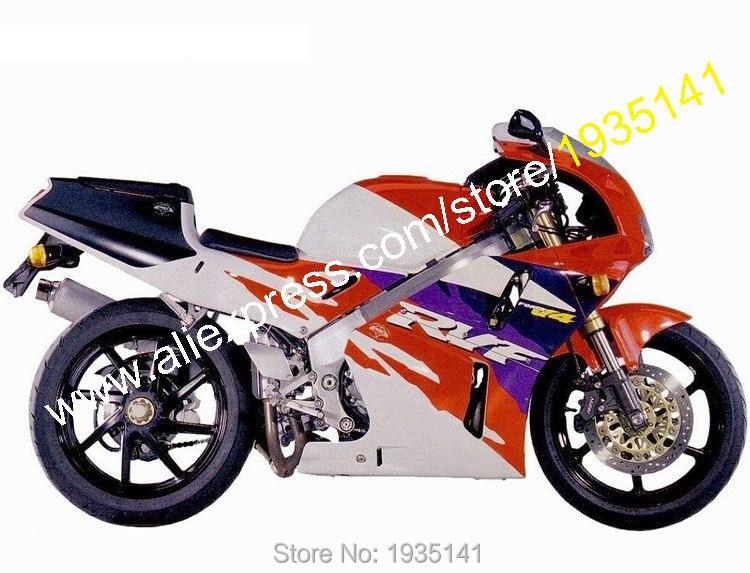 Горячие продаж,для Honda RVF400R обвес MC35 1994 1995 1996 1997 1998 RVF35 ЛРВ 400 NC35 Р 94-98 многоцветные мотоцикл обтекатель