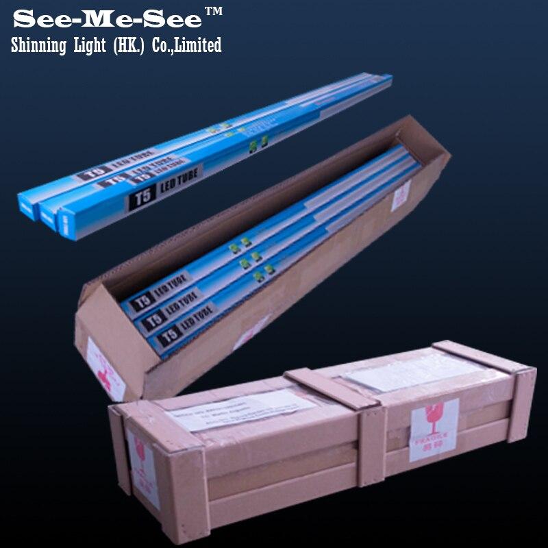 Купить с кэшбэком SMTB-4, 20PCS/Lot SMD2835 600mm 900mm 1200mm 1500mm AC85-265V 10W 14W 20W 24W t5 led tube