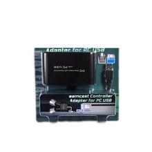 ゲームコントローラーコンバータセガのドリームキャスト DC PC の USB コントローラアダプタコンバータ PC の USB