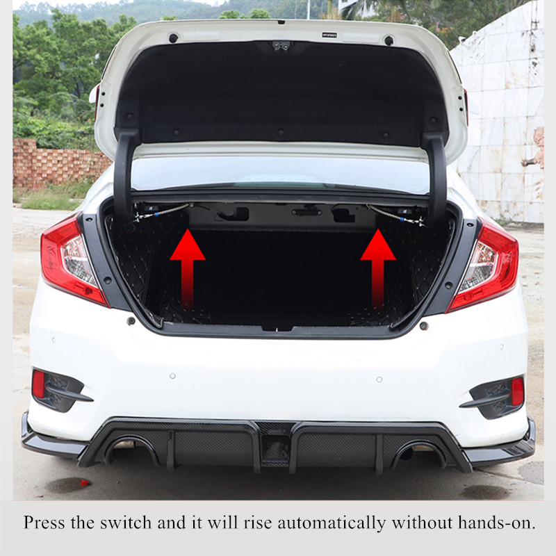 Car Trunk Boot Lid Lifting Metal Adjustable Spring Remote Open Automatic Device For Kia K2 K3 K5 K4 Cerato Forte Sorento Rio